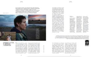 """""""Vogue Polska"""": Pożegnanie z mitem Ameryki w filmie """"Nomadland"""""""